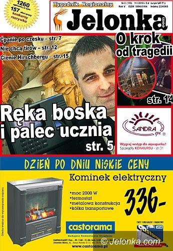 JELENIA GÓRA: Jelonka.com od poniedziałku w kioskach