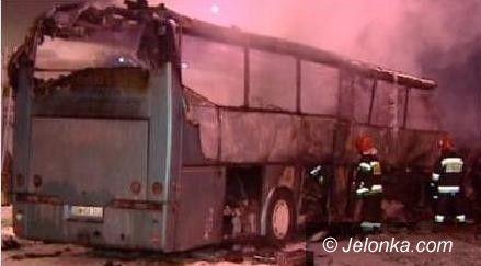 DOLNY ŚLĄSK: Tragiczne zderzenie autobusu z cysterną