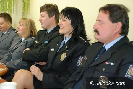 JELENIA GÓRA: Policja na eksport oraz import