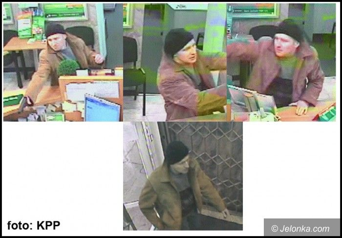 LWÓWEK ŚLĄSKI: Kto napadł na bank w Lwówku?