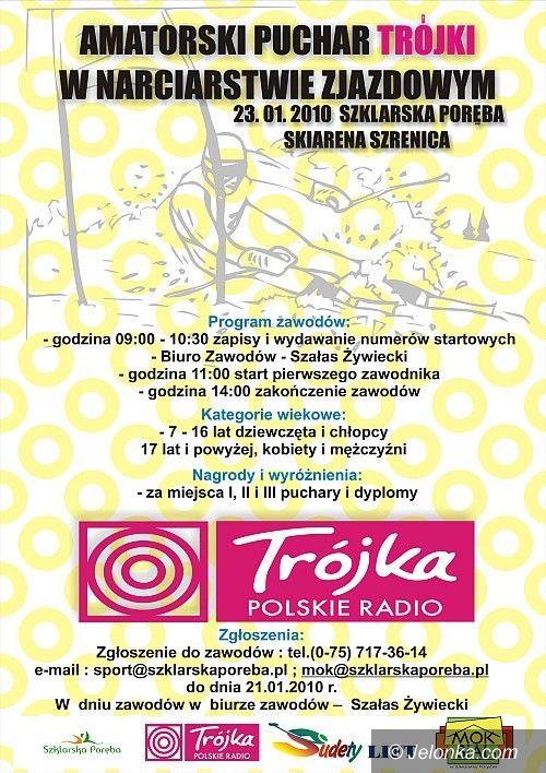 Szklarska Poręba: Radiowa Trójka zagości w zimowej stolicy Polski