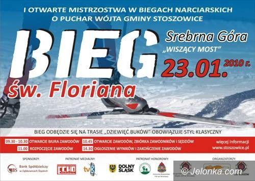 Srebrna Góra: Bieg św. Floriana już w ten weekend