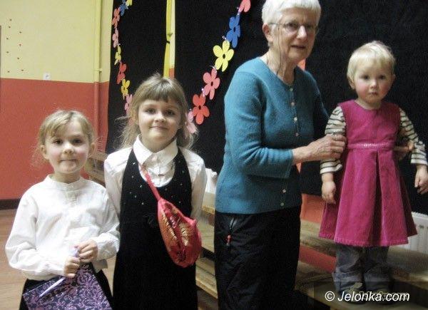 KOPANIEC: Wnuczęta dziadkom u Friedricha