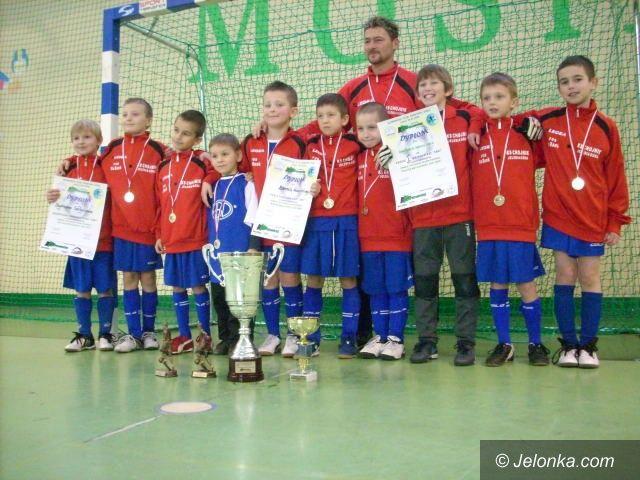 Lubań: Chojnik pierwszy na Winter Matusewicz Cup