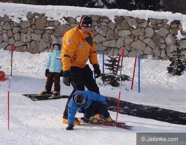 SZKLARSKA PORĘBA: Mali narciarze pod opieką Ducha Gór