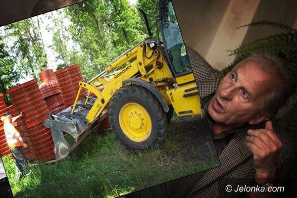 REGION: Na wodne kłopoty – Stanisław Dziedzic