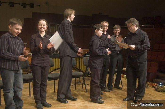 JELENIA GÓRA: Bardzo perkusyjnie w filharmonii