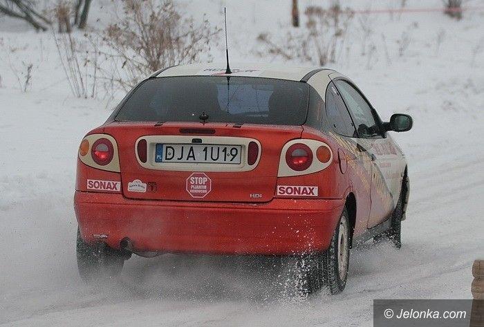 Wałbrzych: Zawodnicy Automobilklubu Karkonoskiego startowali w Mistrzostwach Wałbrzycha