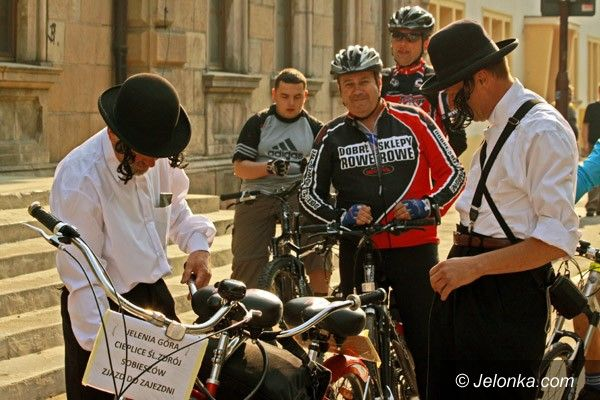 JELENIA GÓRA: Imprezy cyklistów pod znakiem zapytania