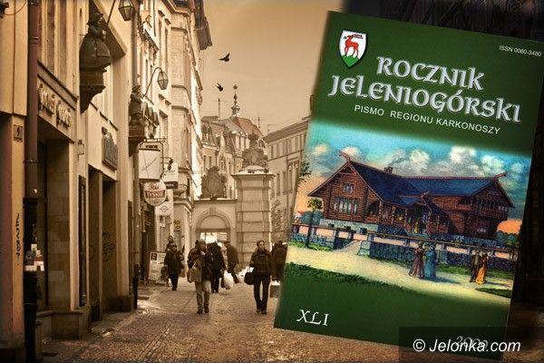 JELENIA GÓRA: Rocznik Jeleniogórski po raz 41.