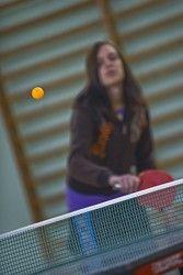 Jelenia Góra: Licealistki rywalizowały w turnieju tenisa stołowego