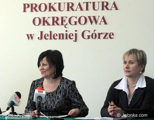 JELENIA GÓRA: Panie prokuratorki szukają milionów