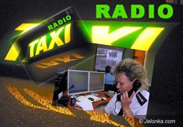 JELENIA GÓRA: Radio taxi na policyjnej częstotliwości
