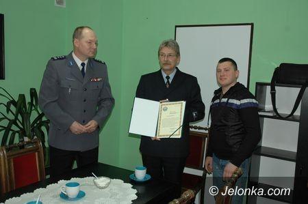 REGION: Niemieccy strażacy pomagali Polakowi