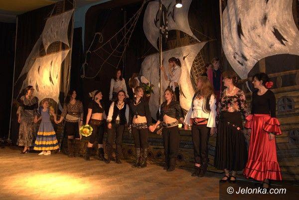 JELENIA GÓRA: Piratki zaatakowały!