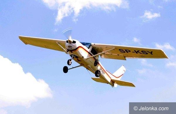 Jelenia Góra/Jeżów Sudecki: Lotnicze atrakcje 2010