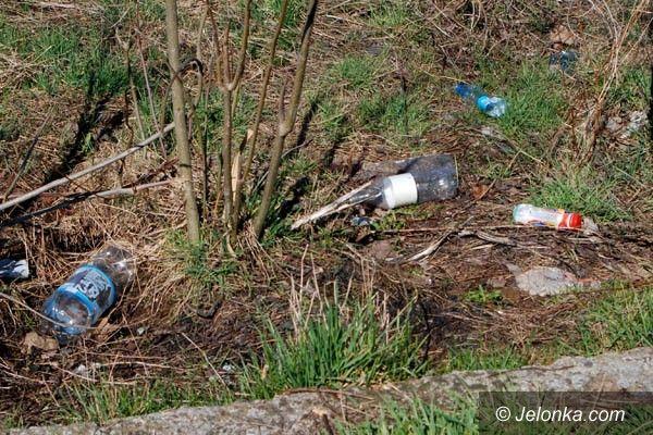 JELENIA GÓRA: Plastikowe odpady (nie) do kosza