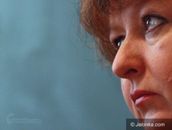 JELENIA GÓRA: Elżbieta Zakrzewska w Sejmie
