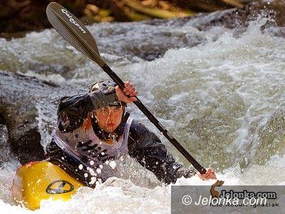 Szklarska Poręba: Kajakarskie mistrzostwa na rzece Kamienna ( foto )