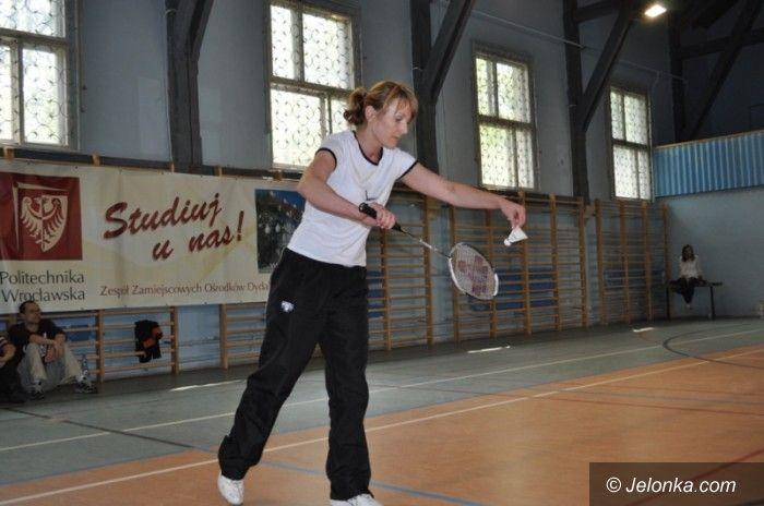 Jelenia Góra: Wiosenny turniej badmintona w Cieplicach