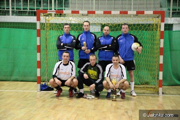 Jelenia Góra: Endico mistrzem Jeleniogórskiej Ligi Biznesu ( foto )