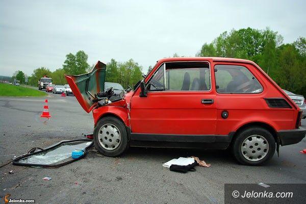 """REGION: Znów kraksa na """"skrzyżowaniu śmierci"""""""