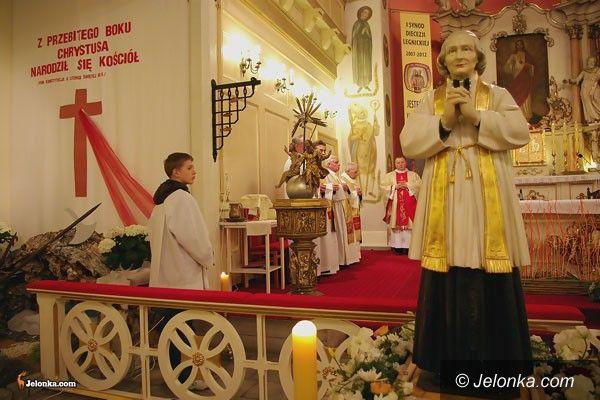 REGION: Był przykładem dla duchownych