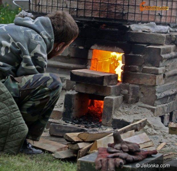 JELENIA GÓRA: Moc żaru z akwarium ognia