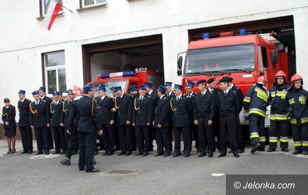 REGION: Strażacy docenieni i nagrodzeni