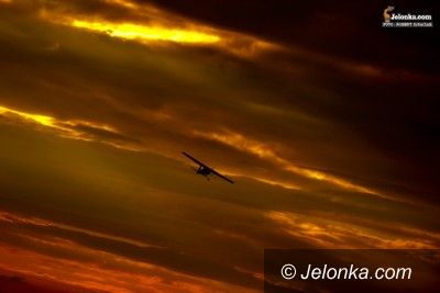 Jelenia Góra: Mistrzowie lotnictwa na jeleniogórskim lotnisku