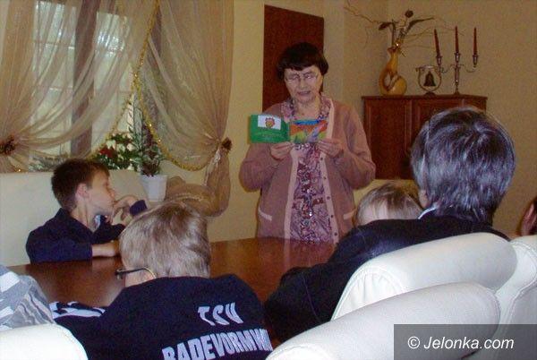 REGION: Alina Obidniak czytała w Modrzewiach