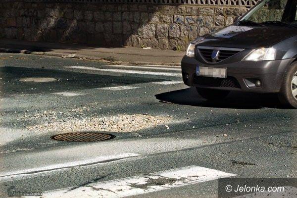 JELENIA GORA: Pułapka na skrzyżowaniu