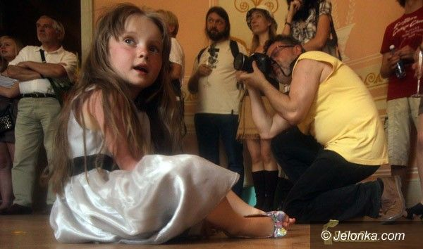 WOJANÓW: Arka odpłynęła wśród oklasków i w pocie czoła – VIDEO