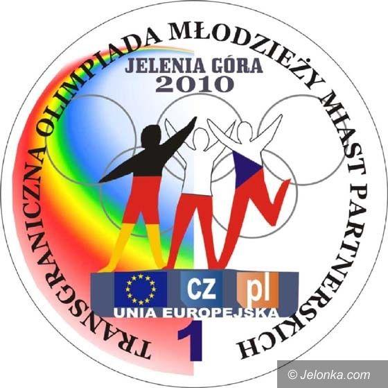 Jelenia Góra: Młodzieżowa Olimpiada Miast Partnerskich