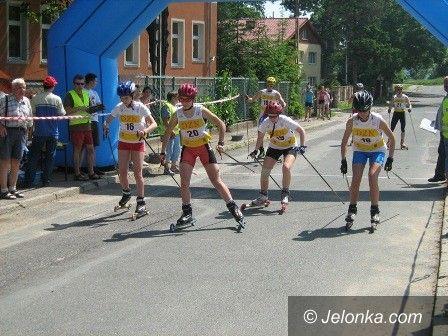 Jelenia Góra - Sobieszów: Mistrzostwa Jeleniej Góry w biegach na nartorolkach