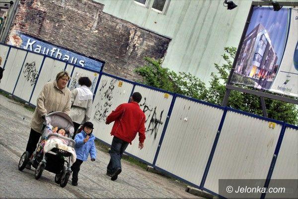 JELENIA GÓRA: Kamień węgielny pod centrum handlowe