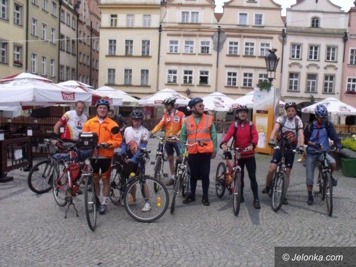 Jelenia Góra: Rodzinny rajd rowerowy