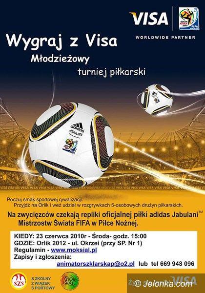 Szklarska Poręba: Młodzieżowy Turniej Piłkarski pod Szrenicą
