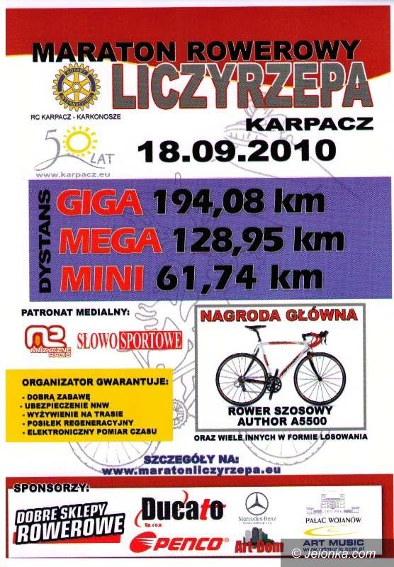 Karpacz: Maraton Liczyrzepa