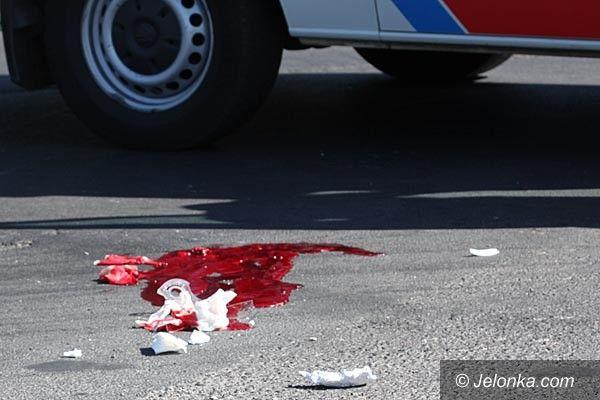 REGION: Śmierć motocyklisty na feralnym skrzyżowaniu