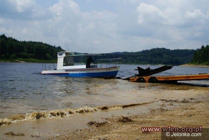 REGION: Stateczkiem po Jeziorze Pilchowickim