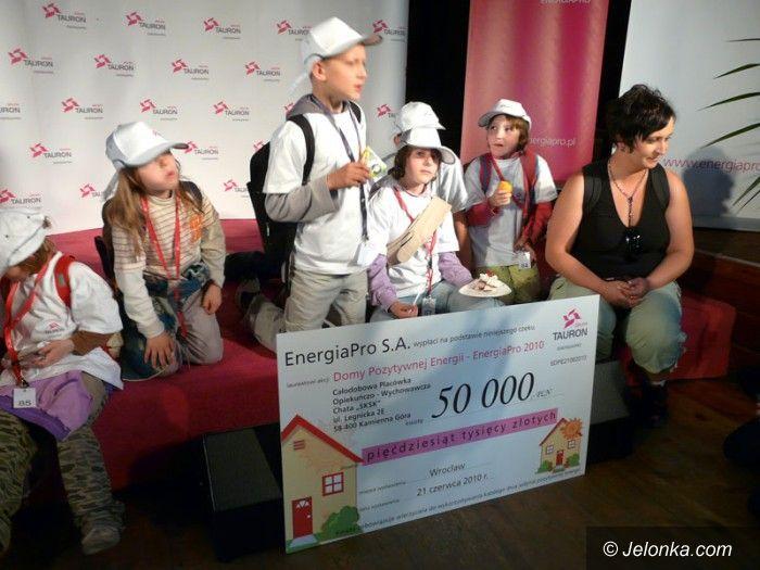 REGION: Domy Pozytywnej Energii – EnergiaPro 2010