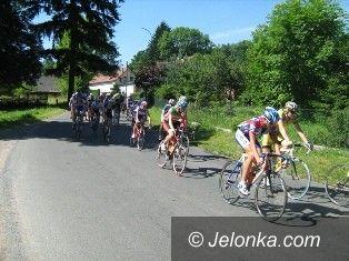 Podgórzyn-Borowice: Pierwszy dzień Górskich Mistrzostw Polski w Kolarstwie Szosowym