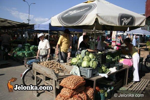 JELENIA GÓRA: Kupcy pracują nad nowym wizerunkiem targowisk