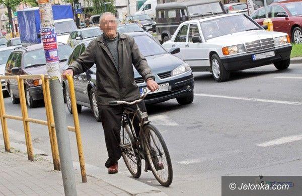 JELENIA GÓRA: Miasto wrogie rowerzystom