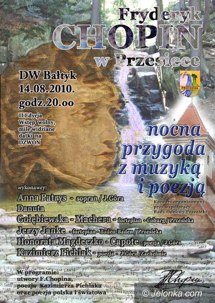 REGION: Nocna przygoda z Chopinem