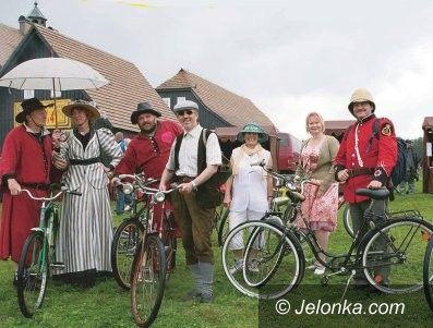 SZKLRRSKA PORĘBA: Rowerem retro do Czech