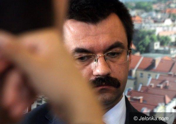 JELENIA GÓRA: Kupcy chcą odwołać zastępcę prezydenta