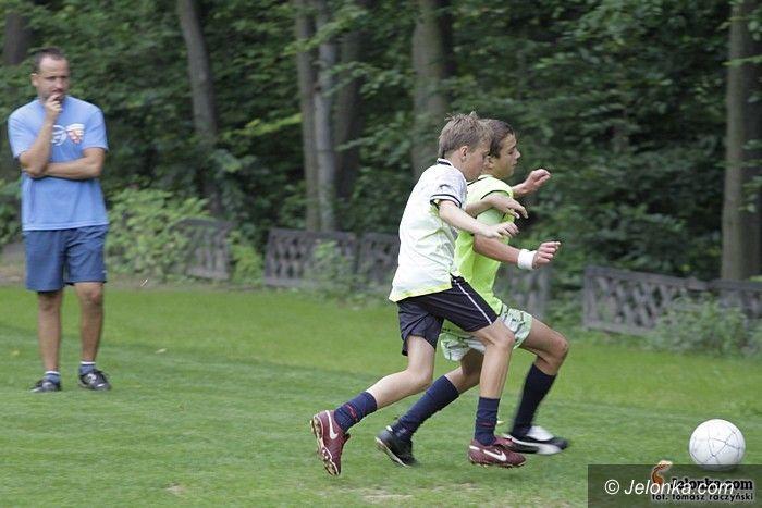 Jelenia Góra: Juniorzy KKS'u przygotowują się do sezonu.