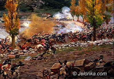 JELENIA GÓRA: Bitwa pod Somossierą w Karkonoskim